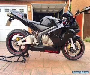 Honda CBR 600 RR 2004/54 black red  only 12900 miles! FSH! STUNNING! Gsxr r6 zx6 for Sale