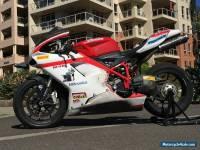 Ducati 848 Race / Track Bike