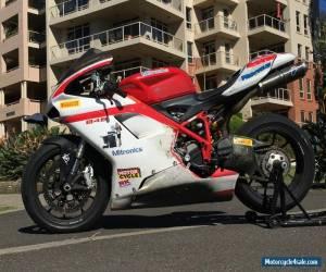 Ducati 848 Race / Track Bike for Sale