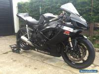 Suzuki GSXR 750 K6 Track Bike with V5