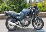 YAMAHA XJ 600 DIVERSION (1993) PROJECT DAMAGED - SPARES OR REPAIR - MAY BREAK  for Sale