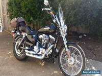 Harley Davidson 2010 XL1200C Sporty Custom, Immaculate Condition