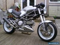Ducati Monster Cafe Racer,600cc,Subtle Unique build,one off paint,head turner