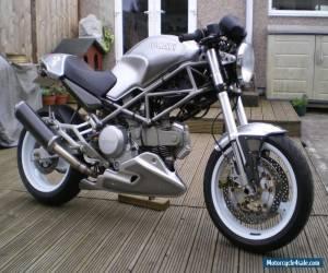 Ducati Monster Cafe Racer,600cc,Subtle Unique build,one off paint,head turner for Sale