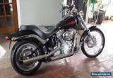 Harley Davidson Softail  for Sale