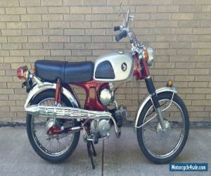 1969 Honda CL for Sale