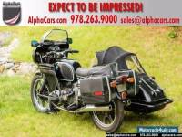 1974 BMW R-Series Sidecar
