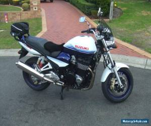 Suzuki GSX1400  Special Edition Model  Ex Condition   Low K's.  9/2008 for Sale