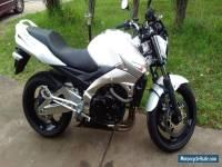 suzuki  gsr 600   2009 motor bike