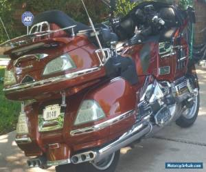 2007 Honda Gold Wing for Sale