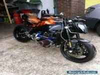 YAMAHA FZR1000 Turbo Streetfighter Project Bike