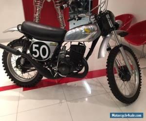 Honda CR250M Elsinore 1974 for Sale