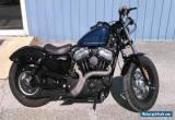 2013 Harley-Davidson Sportster for Sale