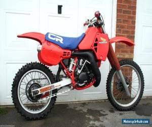 Honda CR 250 R 1984 Classic Vintage Motocross Bike MX 84  for Sale