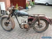 BSA 250cc to restore  ratty bike  rat bike  TO RESTORE V5C ....NO RESERVE .....