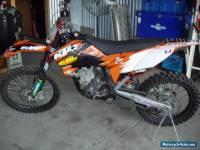 2007 SX-F 450 KTM