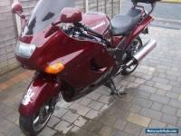 Kawasaki ZZR1100D7