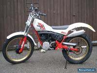 1986 YAMAHA TY 250 mono air cooled, standard bike, excellent order road reg