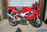 HONDA VTR1000F FIRESTORM -NO RESERVE AUCTION! SUPERB EXAMPLE, LOW MILES 2 OWNERS for Sale