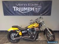 2011 Harley-Davidson Dyna