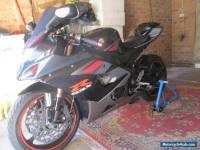 GSXR 1000  05    ( no reserve )