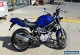 2006 Honda VTR 250 LAMS for Sale