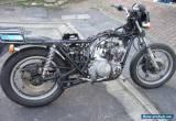 1980 SUZUKI  BLACK Project Bike for Sale