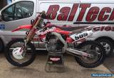 2015 Honda CRF450 (Low hour) for Sale