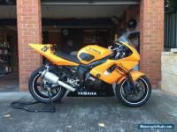 Yamaha r6 track bike 99', race bike