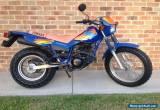 Yamaha TW 200 - deus project bike - cafe racer  for Sale