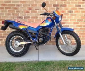 Yamaha tw200 for sale in australia for Yamaha tw 250