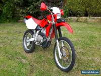 2003 HONDA XR 650 R3 RED