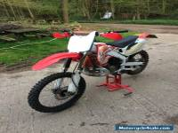 Honda CR250R 1998 - Two Stroke - Road Registered