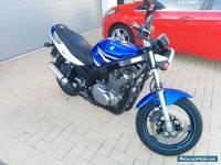 2007 Suzuki GS500 Motorbike - Blue/White - LAMS Approved