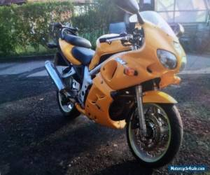 2000 SUZUKI SV 650 SY YELLOW only 16k with full MOT for Sale