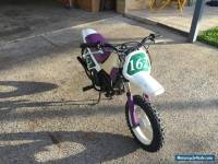 YAMAHA PEEWEE 50 GREAT CONDITION RUNS WELL KIDS OUT GROWN BIKE