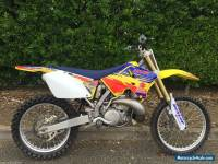 SUZUKI RM250 RM 250 2 STROKE MOTO X MOTOCROSS 2008 K8 NO RESERVE DEP EXHAUST