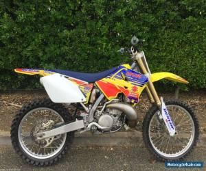 SUZUKI RM250 RM 250 2 STROKE MOTO X MOTOCROSS 2008 K8 NO RESERVE DEP EXHAUST for Sale