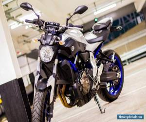 2015 YAMAHA MT-07 BLUE - LOW MILES - AKRAPOVIC SYSTEM  for Sale