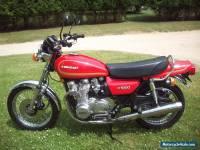 1978 Kawasaki kz 1000