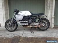 CUSTOM BMW K100 Cafe Race / Tracker