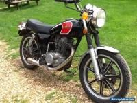 Yamaha 500sr 1983