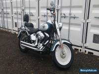 HARLEY-DAVIDSON SOFTAIL FAT BOY 2004 US IMPORT