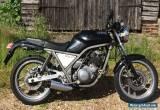 Yamaha SRX400 - 1986 - Barn Find for Sale