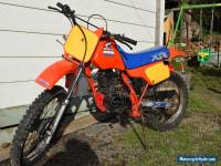 HONDA XR 100 R ENDURO TRAIL