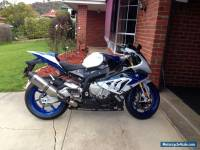 2013 BMW HP4 COMPETITION