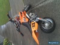 KTM mini Adventurer 50