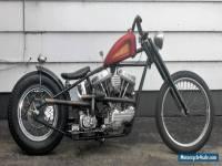 1954 Harley-Davidson Panhead