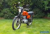 HONDA CB125J, CLASSIC BIKE, CAFE RACER, RARE for Sale