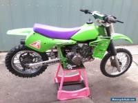 Kawasaki 1999mod KX 60.